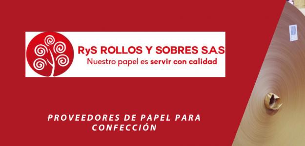 RYS - ROLLOS Y SOBRES SAS